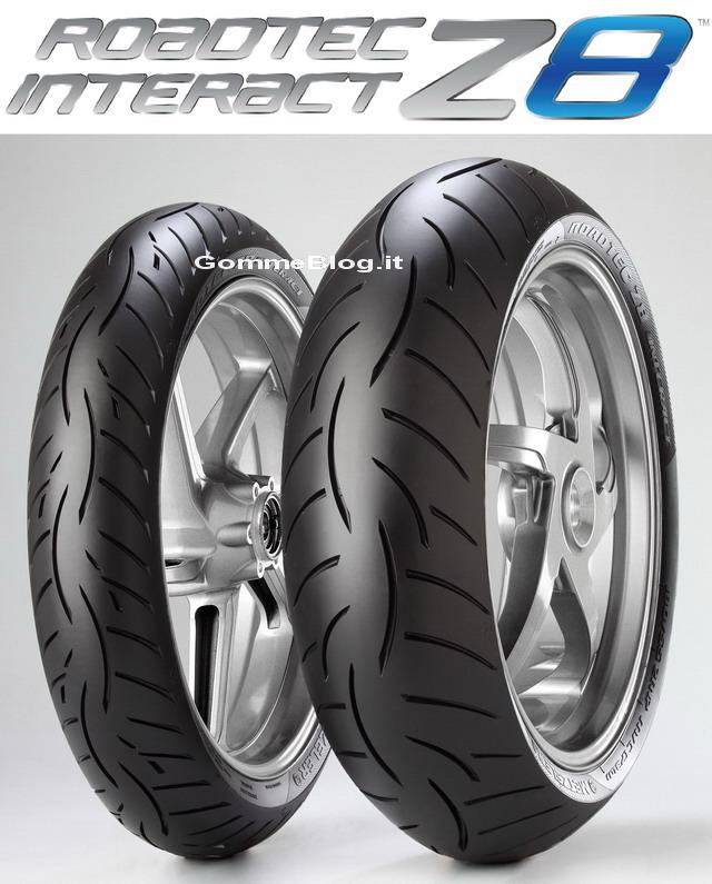 METZELER ROADTEC™ Z8 INTERACT™ Miglior Pneumatico Sport Touring Per Il Magazine Tedesco Motorrad